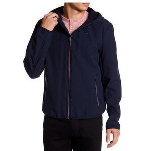 NWT Tommy Hilfiger Soft Shell Fleece Active Hoodie